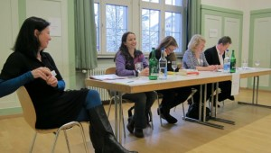 Zurich WriteCon panel