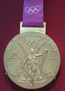 London Olympics 2012 Gold Medal