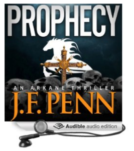 Prophecy on Audible