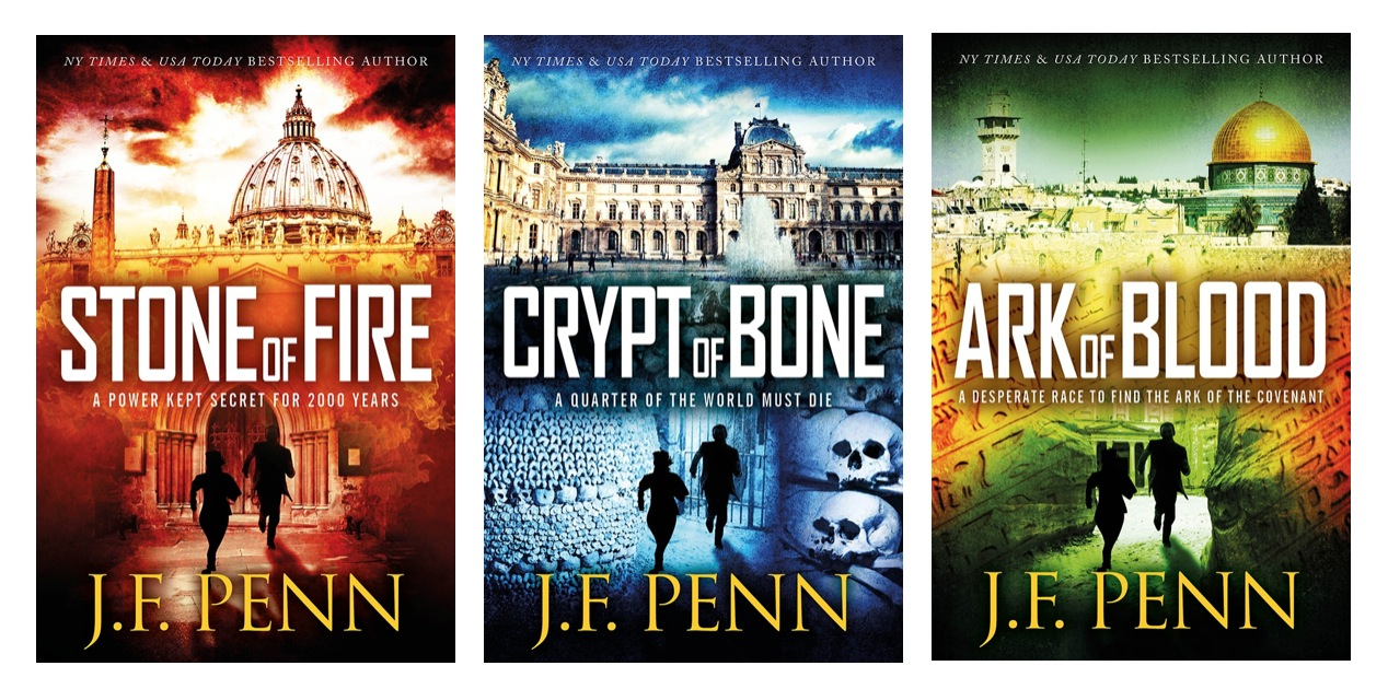 New ARKANE covers