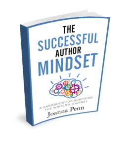 Successful Author Mindset Cover 3D PNG