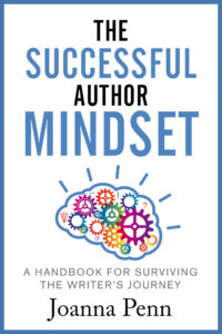 The Successful Author Mindset Cover LARGE EBOOK