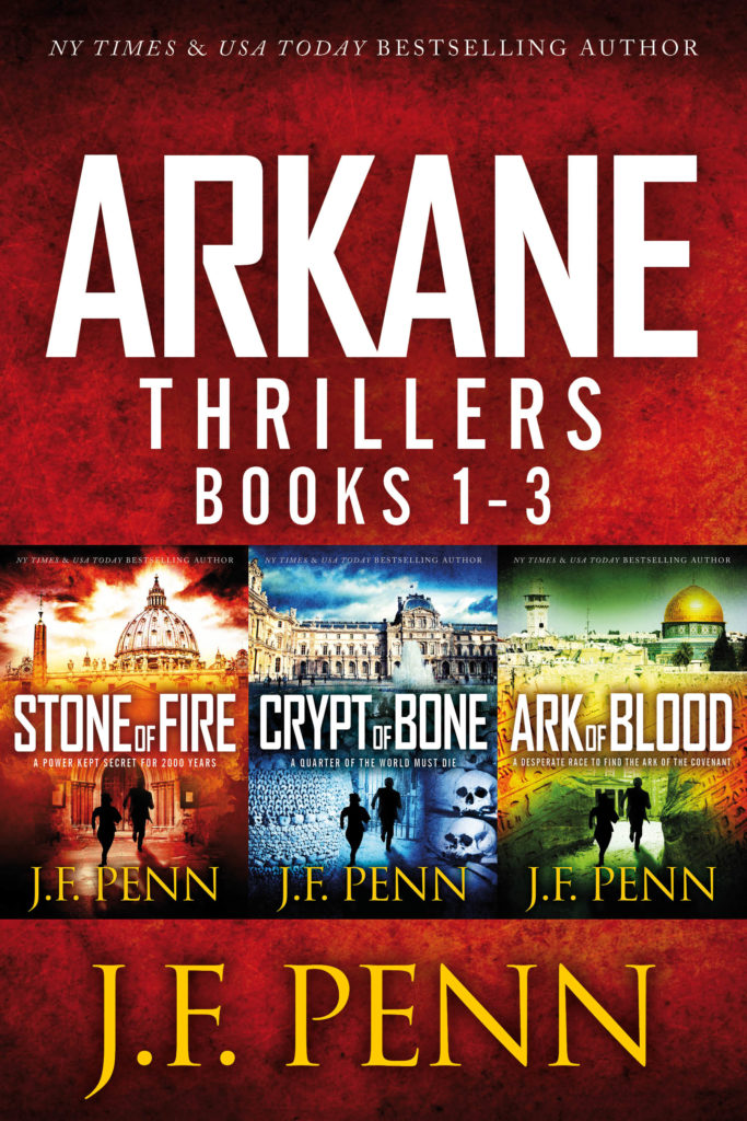 Arkane Boxset One3