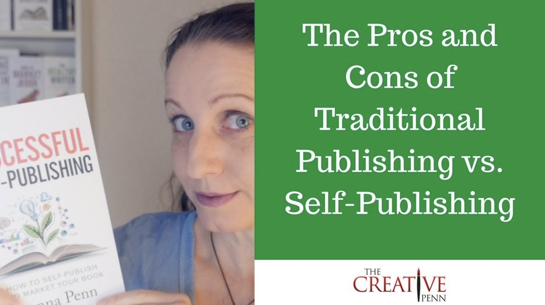 pros cons publishing