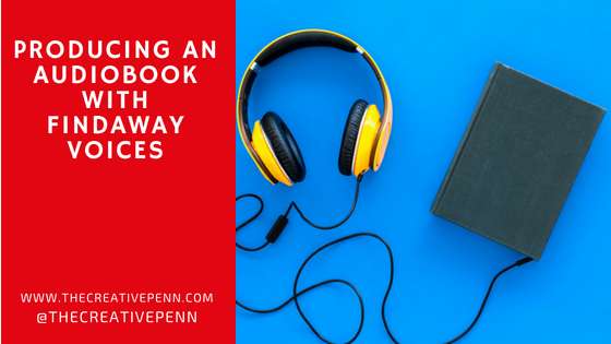 producing an audiobook with findaway voices