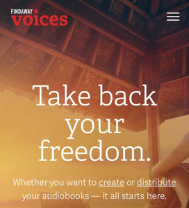 findaway voices freedom