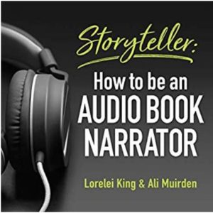 storyteller how to be an audiobook narrator