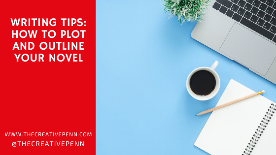 plot and outline your novel