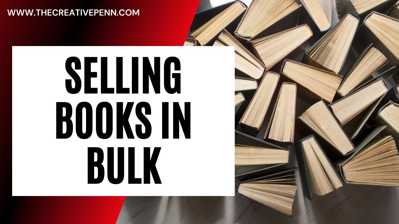selling books in bulk