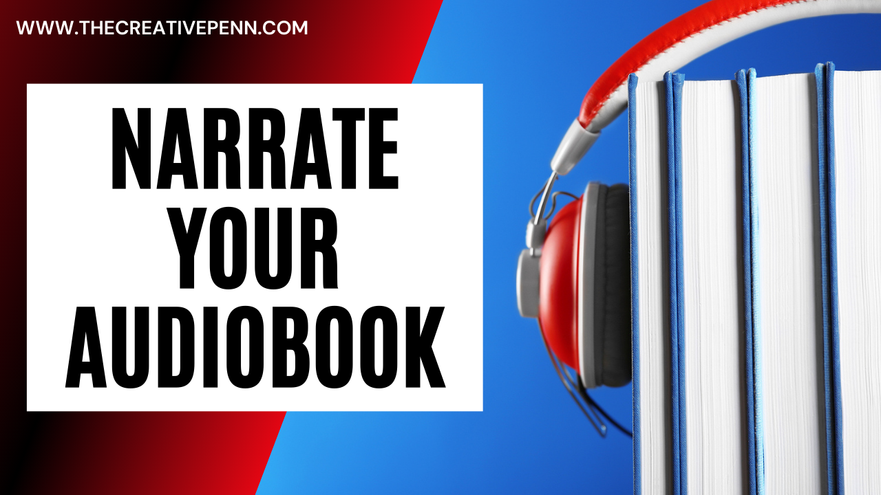 NARRATE YOUR own audiobook wide