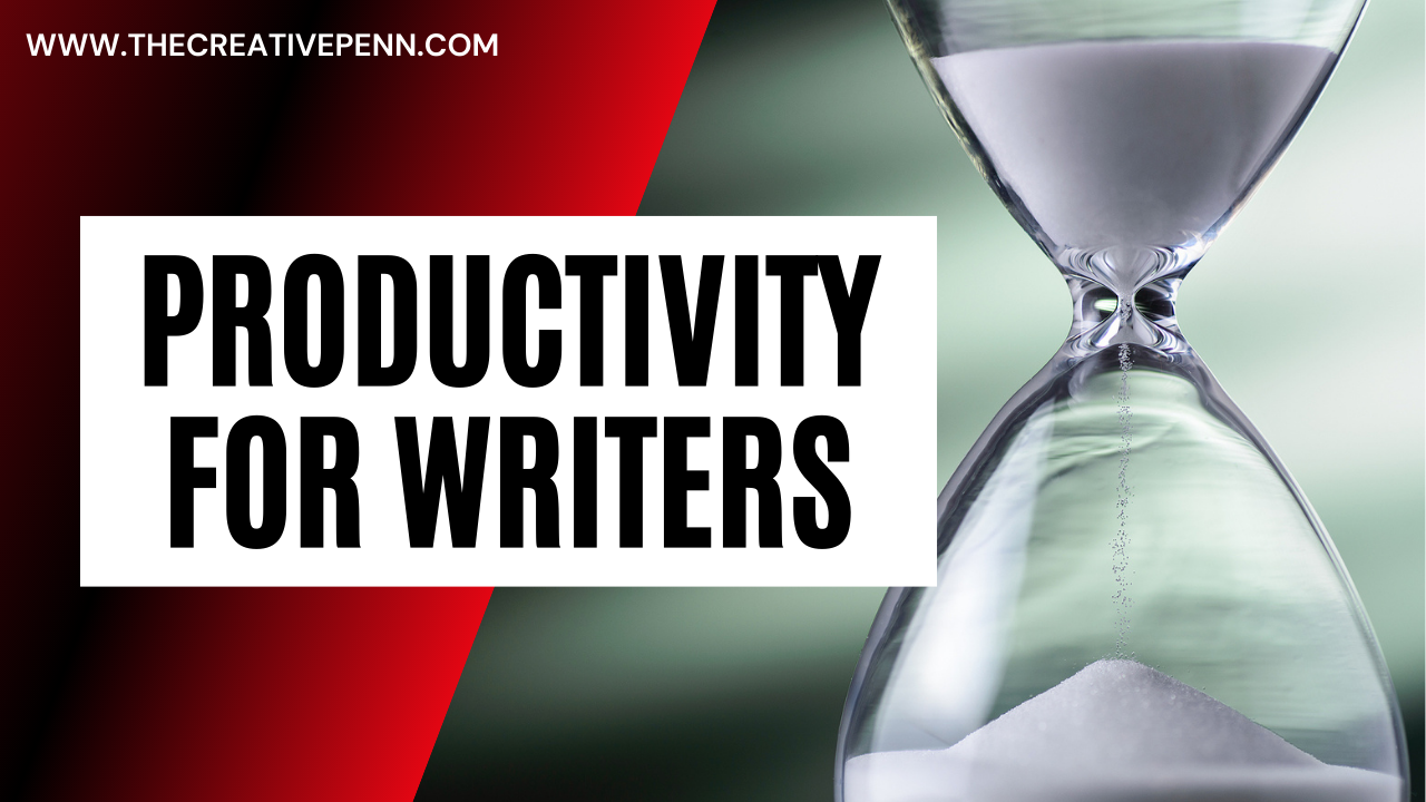 productivity for writers