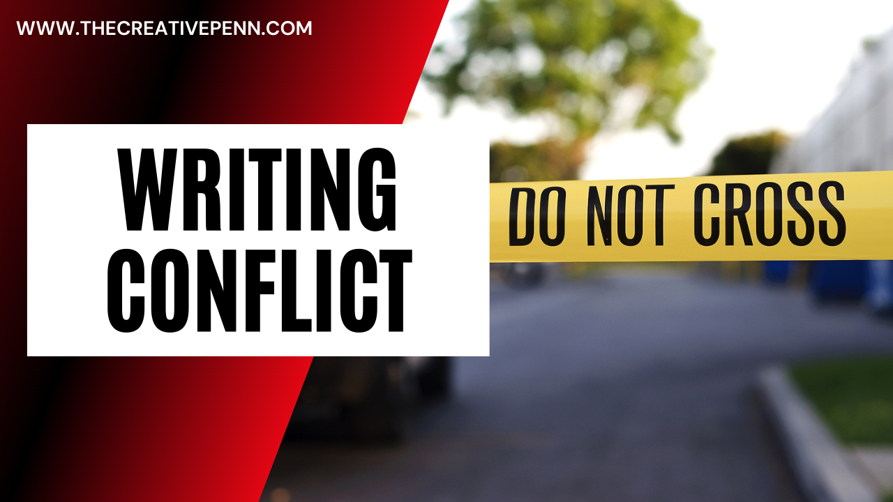 conflict in crime fiction