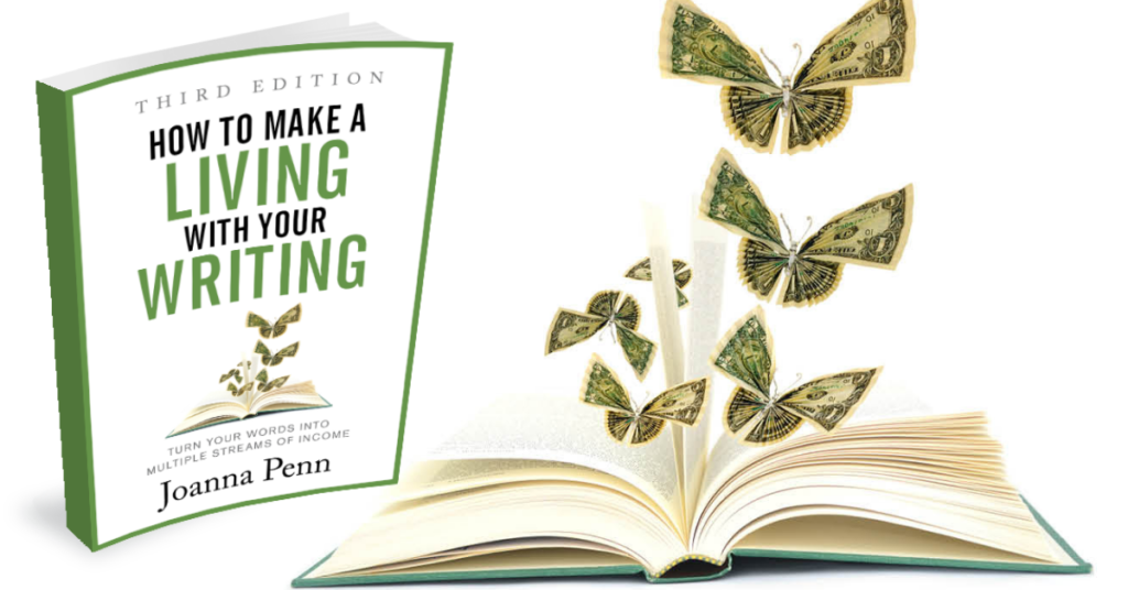 How To Make A Living with your writing 3