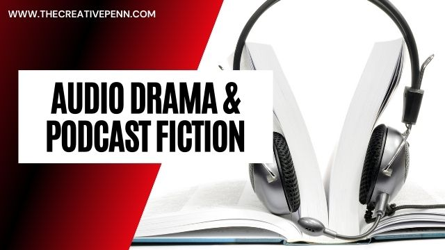 Writing And Producing Audio Drama And Podcast Fiction With Sarah Werner